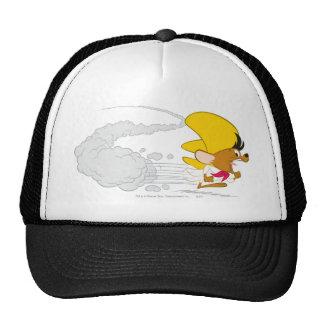 Speedy Gonzales Running in Color Trucker Hat