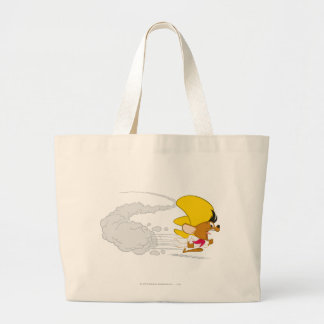 SPEEDY GONZALES™ Running in Color Large Tote Bag