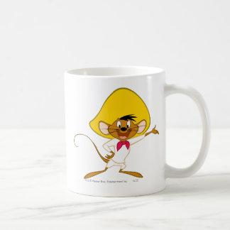 Speedy Gonzales Standing Classic White Coffee Mug
