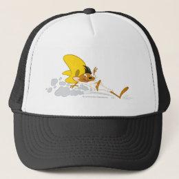 SPEEDY GONZALES™ Stopping Color Trucker Hat