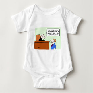 speedy trial constitution hold on tight baby bodysuit