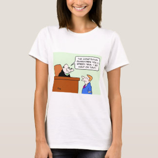 speedy trial constitution hold on tight T-Shirt
