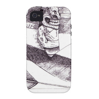 Speedyman Vibe iPhone 4 Carcasas