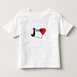 speek from da heart wear t-shirt