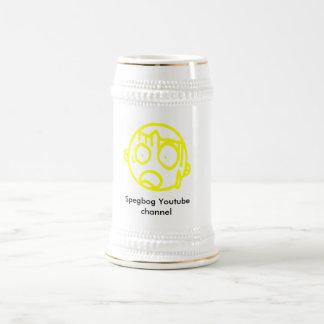 Spegbog Tankard Beer Stein