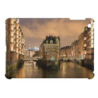 Speicherstadt, Hamburg iPad Mini Covers