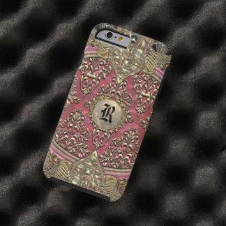 Speigaford Baroque Damask Monogram Tough iPhone 6 Case