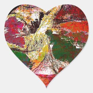 Speleology Heart Sticker