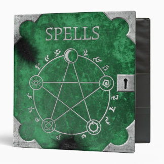 """Spell Binder 1.5"""" Green"""