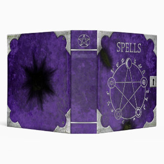 "Spell Binder Purple 2"""