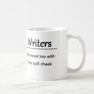 Spell Check Mug! Coffee Mug
