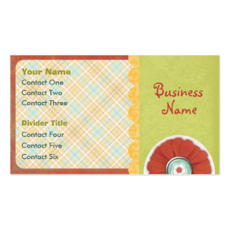 Spell It Out Business Cards