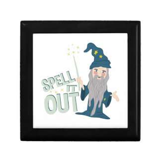 Spell It Out Gift Box