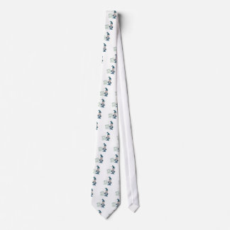 Spell It Out Neck Tie