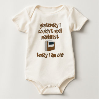 Spell Machinist Baby Bodysuit