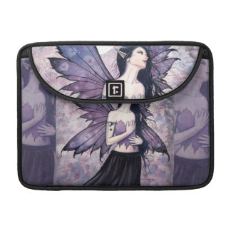 Spell of Night Gothic Fantasy Fairy MacBook Sleeve