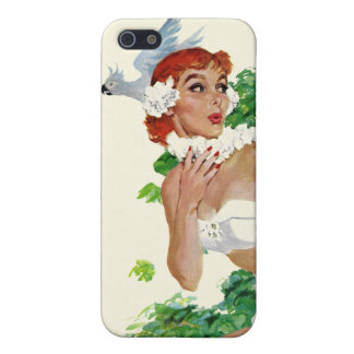 Spell of the Islands iPhone 5 Cases