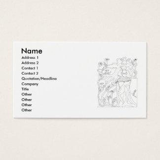 Spellbook Business card