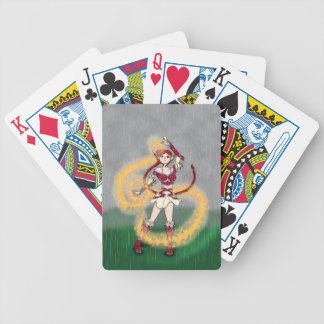 Spellcasting Playing cards