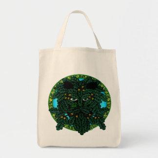 spellcraft del hombre verde del roble bolsas lienzo
