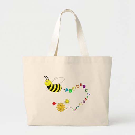 Spelling Bee Tote Bag