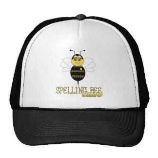 Spelling Bee Champ Hat