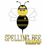 Spelling Bee Champ Ornament