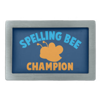 Spelling Bee Champion Belt Buckle