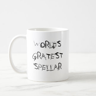 Spelling Bee Champion Mug
