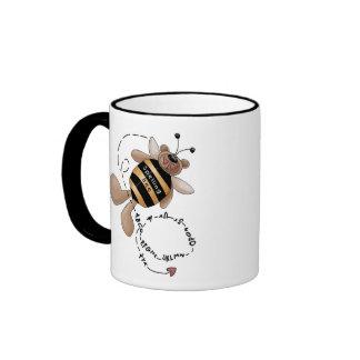 Spelling Bee Ringer Mug