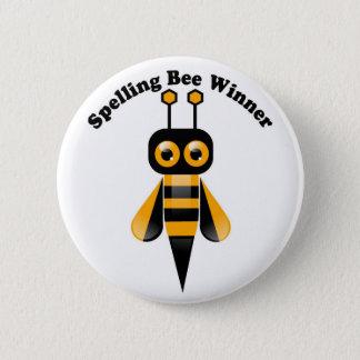 Spelling Bee Winner Button
