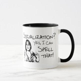 Spelling Socialization Mug