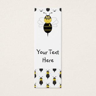 SpellingBee Bumble Bee Bookmark Mini Business Card