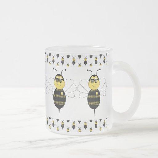 SpellingBee Bumble Bee Mug