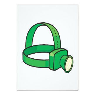 Spelunkers Head Light Card
