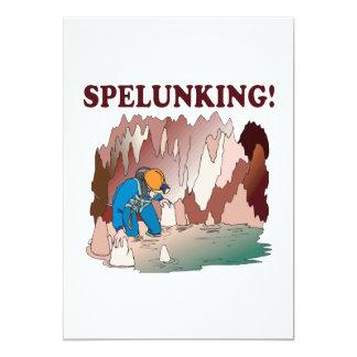 Spelunking 2 card