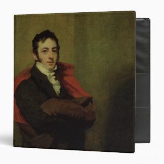 Spencer, 2nd Marquess of Northampton, 1821 Vinyl Binder