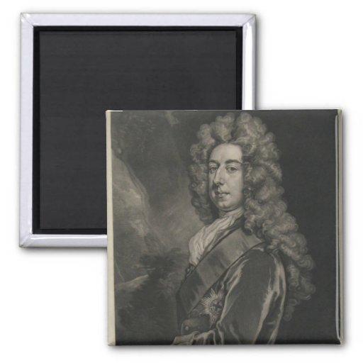 Spencer Compton, Earl of Wilmington Refrigerator Magnet