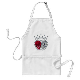 Spencer Engagement Ring Adult Apron