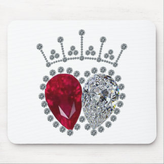 Spencer Engagement Ring Mouse Pad