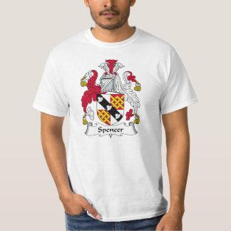 Spencer Family Crest T-shirt