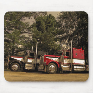 Spencer Kenworth A Models Mousepad