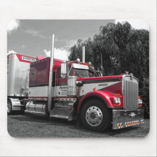 Spencer Kenworth W900A Mousepad