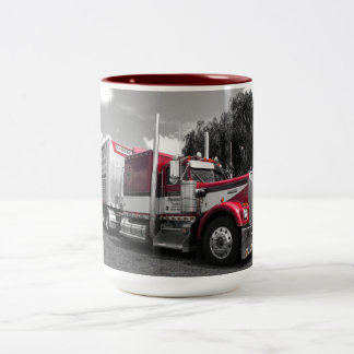 Spencer Kenworth W900A Mug