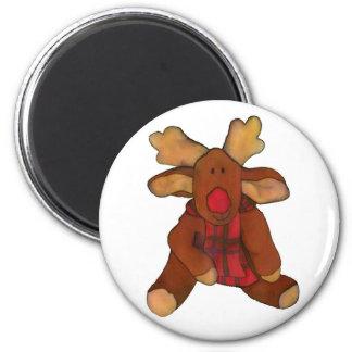 Spencer Reindeer Magnet 2