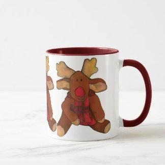 Spencer Reindeer Mug