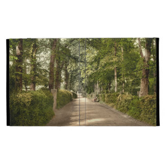 Spencer Road, Ryde, Isle of Wight, England iPad Cases
