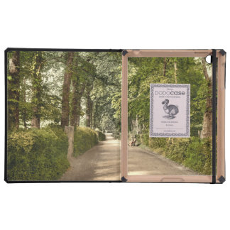 Spencer Road, Ryde, Isle of Wight, England Cover For iPad