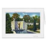 Spencer Trask Memorial Fountain View Card