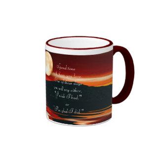 Spend Time with Those You Love - Mug